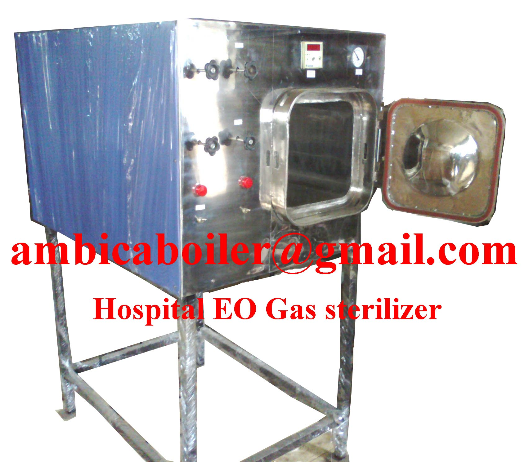 Hospital eto gas sterilizer